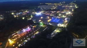 Bestival.......a magnificent sight