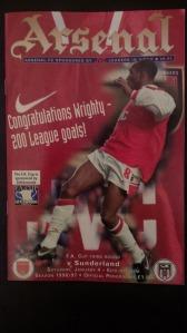 3rd Round January 1997