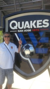Come on you Quakes!