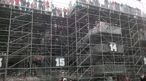 The Scaffold End?!