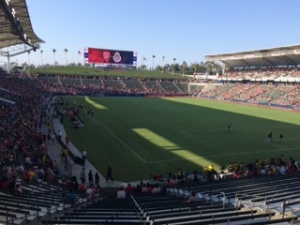 The Stubhub Center