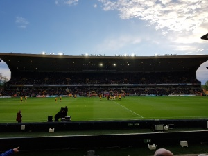 A Sunny Evening in Molineux