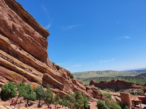 Stunning Red Rocks