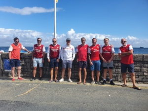 Gooners by the sea